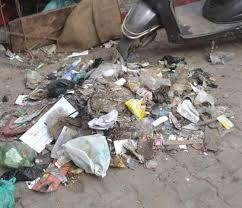 जबलपुर में अवार्डा के संभालने से पहले ही बिगड़ी सफाई व्यवस्था