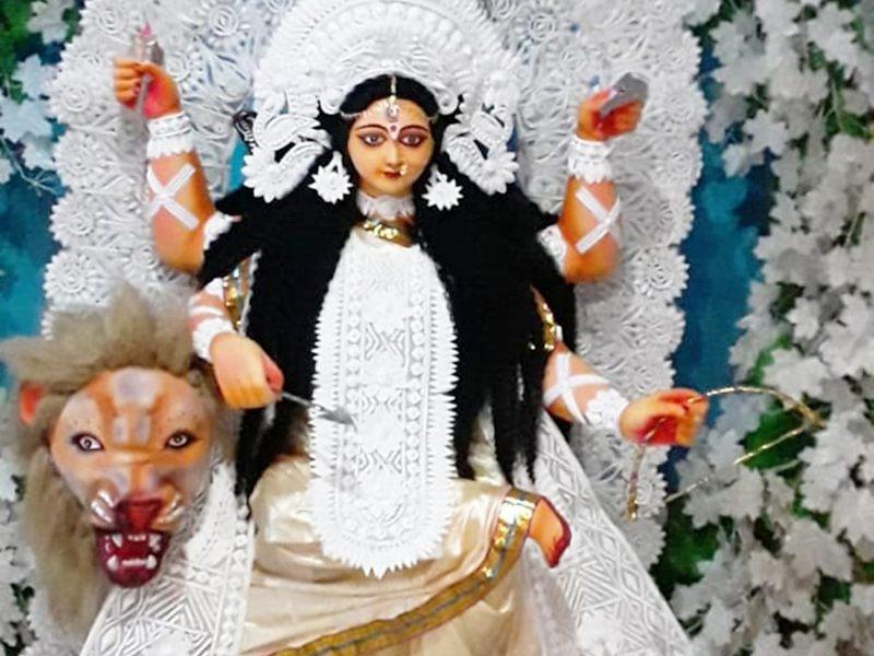 कोलकाता जैसी होगी भिलाई में मां जगदात्री देवी की पूजा