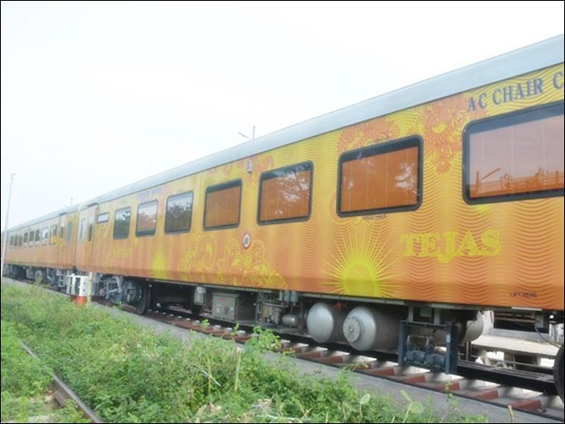 Tejas Train : 23 नवंबर से तेजस ट्रेन का संचालन होगा बंद, रेलवे ने दिए IRCTC को आदेश