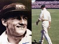 महान क्रिकेटर सर डॉन ब्रैडमैन की टेस्ट कैप 2.5 करोड़ रुपए में बिकी