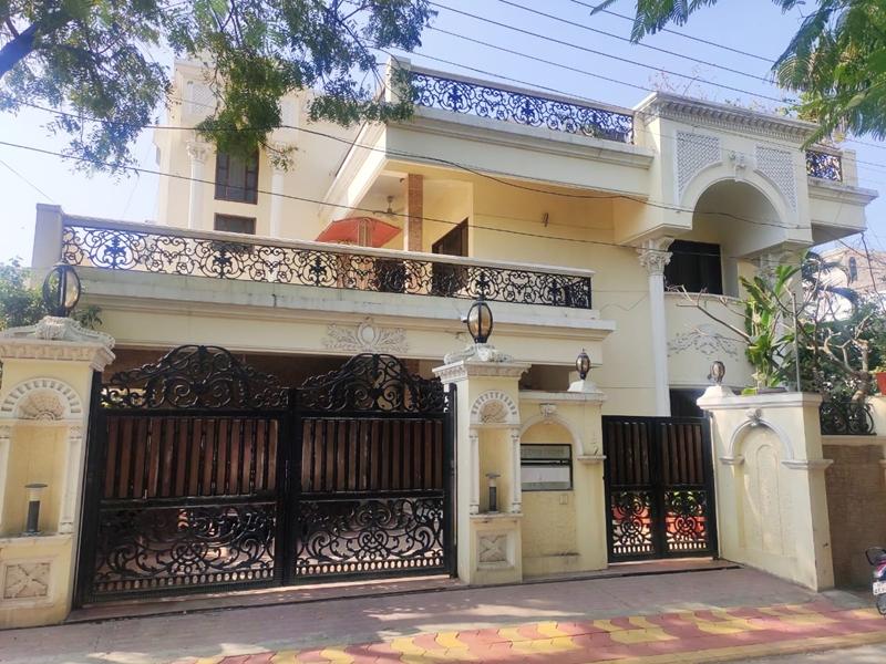 MP News : लोन नहीं चुकाने पर भाजपा MLA सुरेंद्र पटवा का इंदौर में बंगला कुर्क