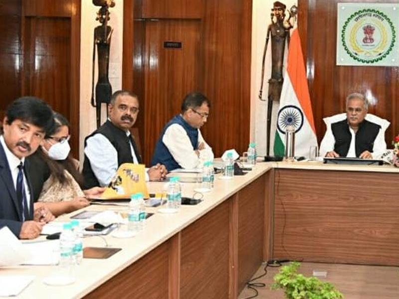 Chhattisgarh News: राज्य पुलिस अकादमी का नामकरण नेताजी सुभाषचंद्र बोस के नाम पर करने की घोषणा