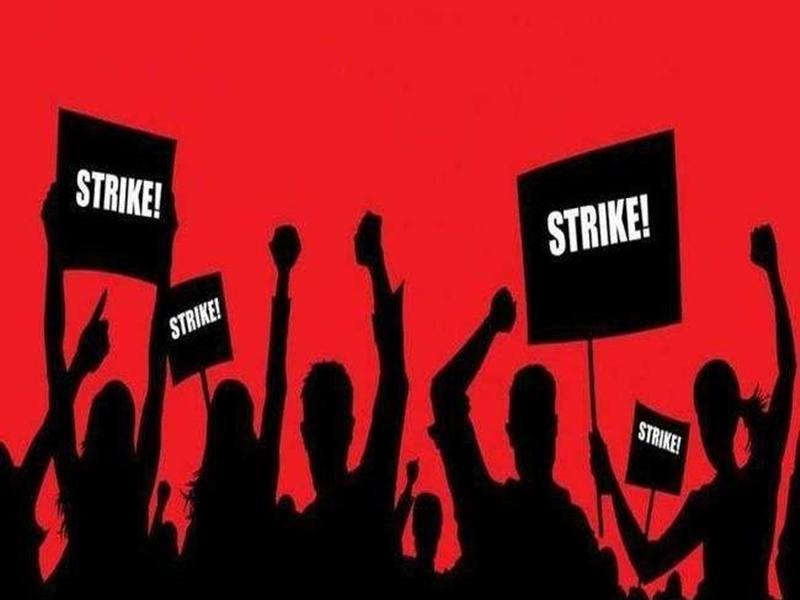 Jabalpur News: बिजली कंपनी के भेदभाव के खिलाफ काम का बहिष्कार