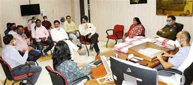 प्रशासन को देनी होगी महाराष्ट्र से आने वाले मेहमान की जानकारी