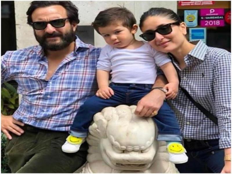 सैफ अली खान रखना चाहते थे पहले बच्चे का नाम फैज, करीना ने दिया था तैमूर पर जोर!