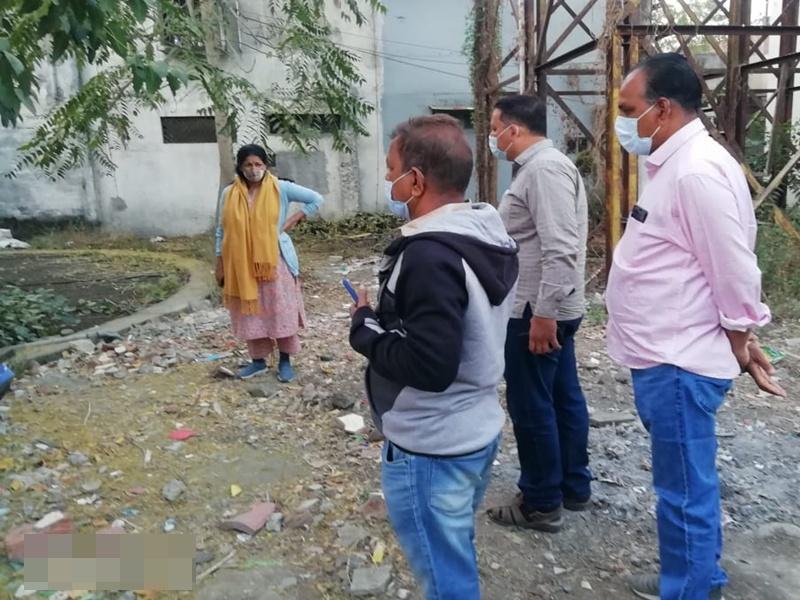 Indore News: नाला टेपिंग के बाद भी आ रहा गंदा पानी, आयुक्त ने दिए कारण खोजने के निर्देश