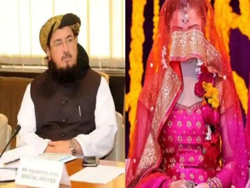 पाकिस्तान में 62 साल के सांसद ने 14 साल की लड़की से की शादी