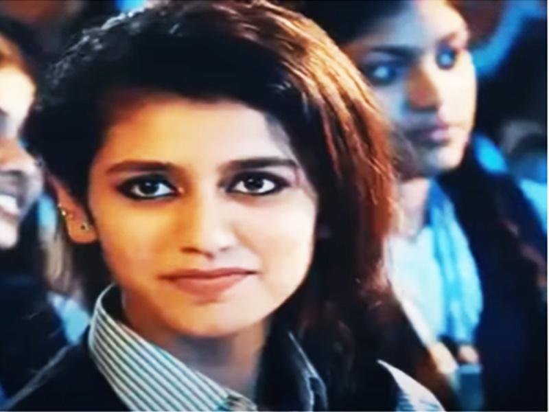 VIDEO: आंख मार वायरल हो गई थी प्रिया प्रकाश, अब 26 फरवरी को रिलीज होगी फिल्म 'चेक', देखें ट्रेलर