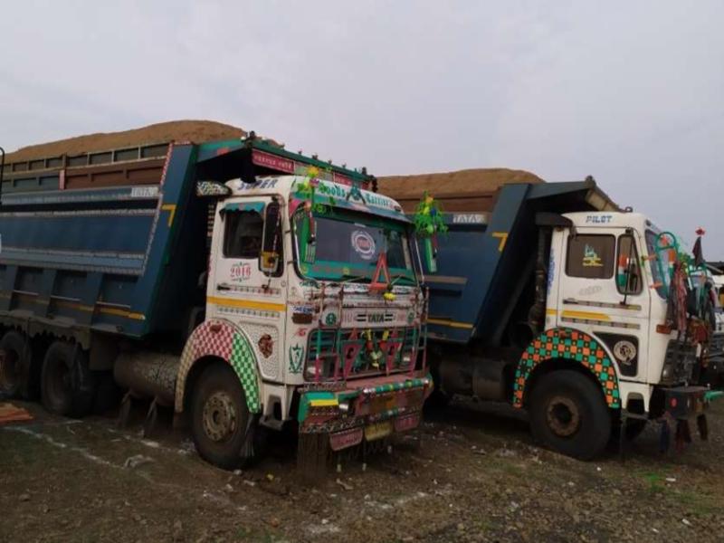 Bhopal News: खनिज नाकों में बढ़ी सख्ती, अब बिना रॉयल्टी नहीं दिया जाएगा शहर में वाहनों को प्रवेश