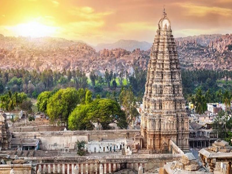 IRCTC Tour Package: दक्षिण भारत के ऐतिहासिक मंदिरों का करें दर्शन, पूरे टूर में हवाई यात्रा का लें मजा