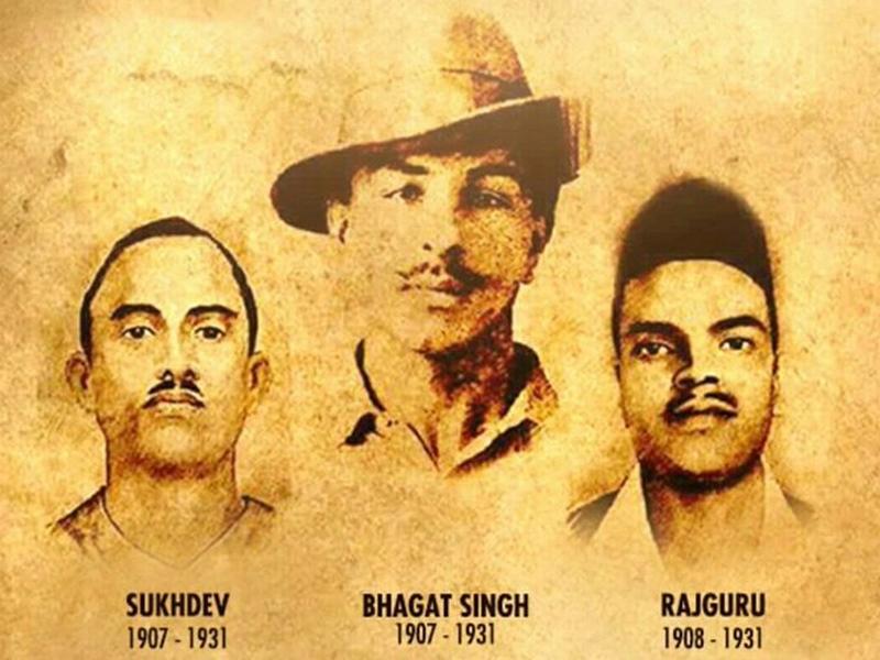 Shaheed Diwas: India remembers Bhagat Singh Sukhdev and Rajguru between  Coronavirus Lockdown