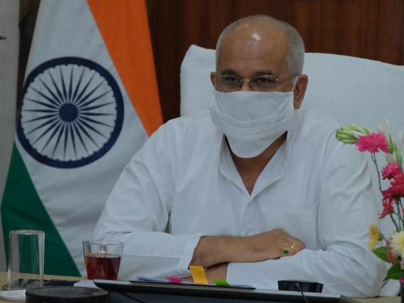 Vaccination In Chhattisgarh: मुख्यमंत्री ने टीकाकरण में तेजी लाने के दिए निर्देश