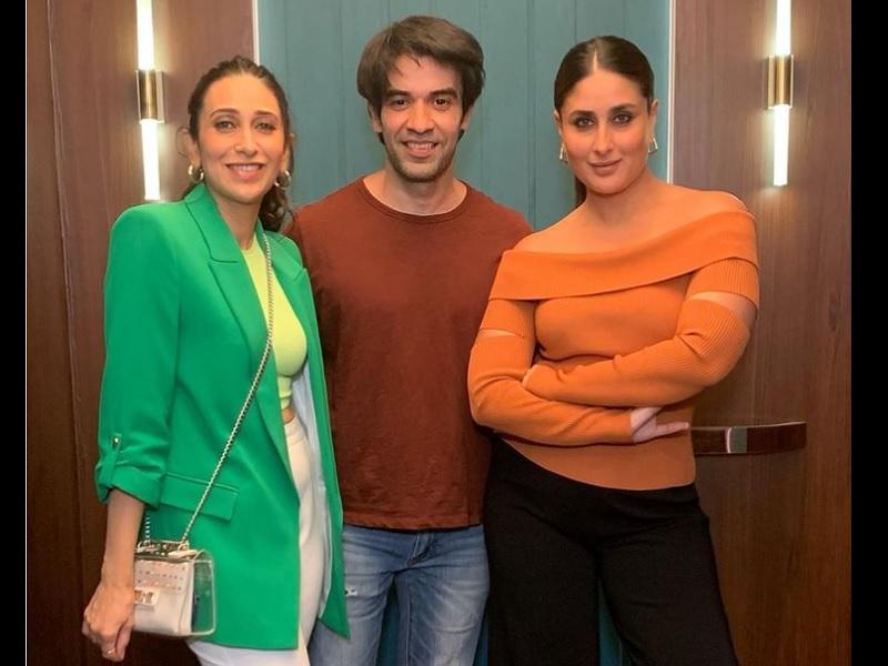Karishma Kapoor और Kareena Kapoor Khan जल्द साथ मचाने वाली हैं धमाल