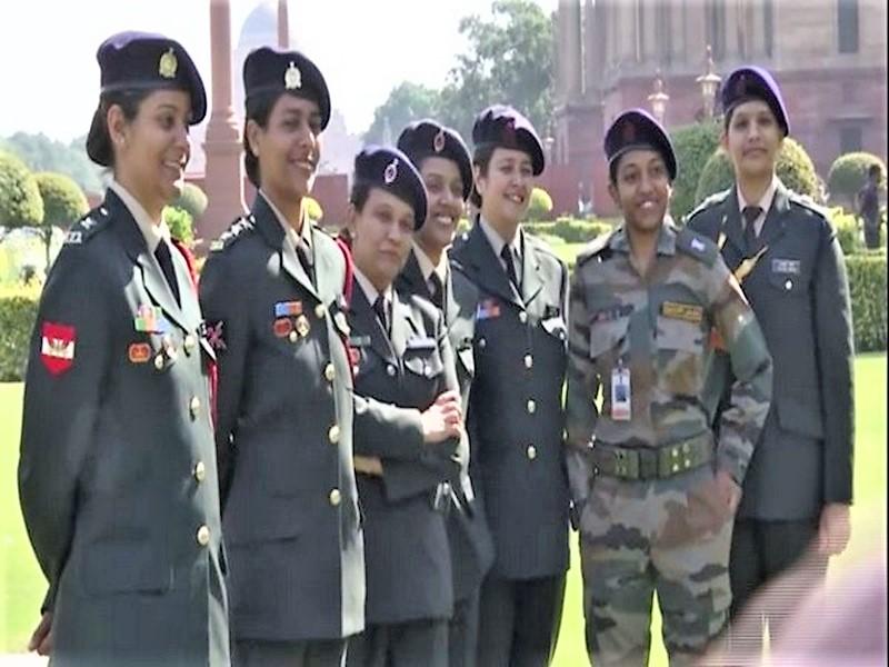 Good News : सेना में पहली बार सिग्नल और इंजिनियर्स कोर की महिलाओं को मिलेगा कर्नल रैंक