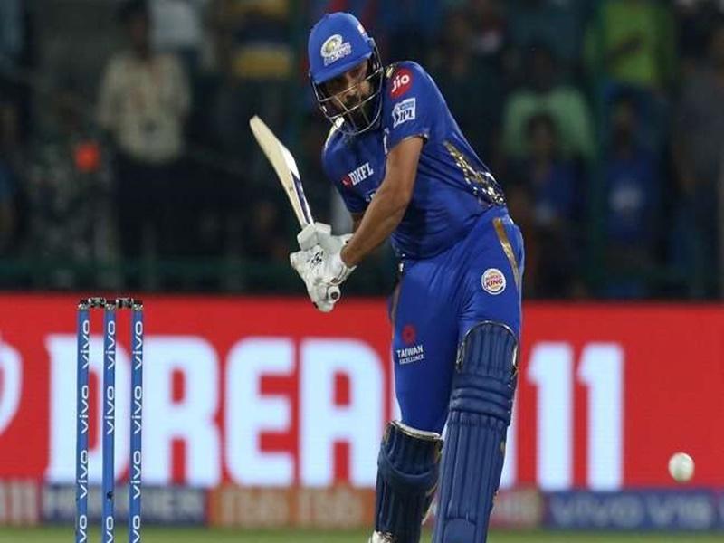 IPL 2020: Rohit Sharma ने ध्वस्त किया David Warner का बड़ा रिकॉर्ड