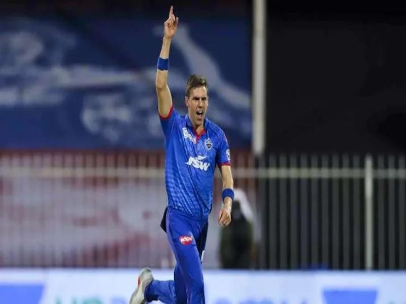 IPL 2021: एनरिक नॉर्टजे ने फेंकी सबसे तेज गेंद, आकाश चोपड़ा बोले- ओवर स्पीडिंग का चालान काटो