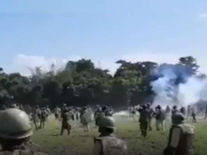 Assam : अतिक्रमण हटाने को लेकर पुलिस और स्थानीय निवासियों में झड़प, दो की मौत, 9 पुलिसकर्मी घायल