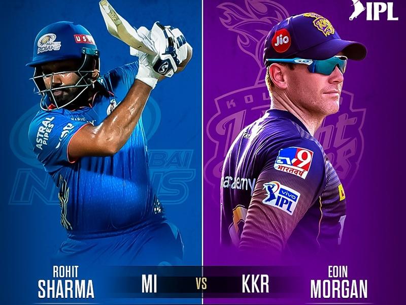 IPL 2021 :  KKR ने मुंबई को 7 विकेटों से हराया, राहुल त्रिपाठी ने की शानदार बल्लेबाजी