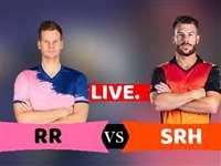 RR vs SRH: सनराइजर्स हैदराबाद ने राजस्थान रॉयल्स को 8 विकेट से हराया