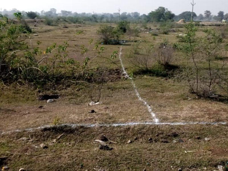 बालोद जिले के जगन्नााथपुर में सरकारी जमीन पर कब्जा