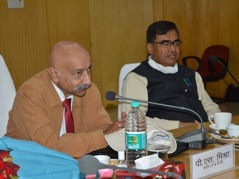 Bilaspur News: बिलासपुर पहुंचे रेलवे बोर्ड सदस्य, सेक्शन का निरीक्षण व की परियोजनओं की समीक्षा
