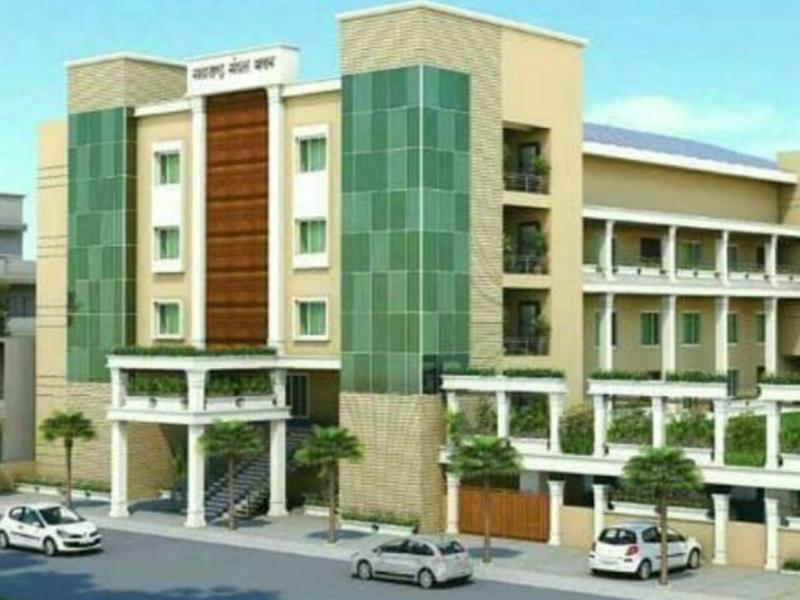 Raipur News: महाराष्ट्र भवन का हो रहा नवनिर्माण, दशहरा तक बनकर हो जाएगा तैयार