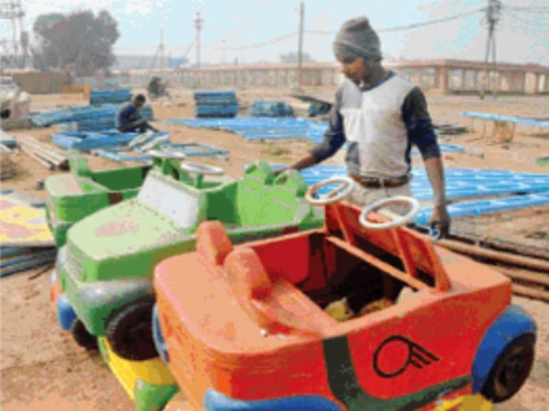 Gwalior Fair News:10 फरवरी से शुरू हो सकता है व्यापार मेला, मास्क लगाना होगा अनिवार्य