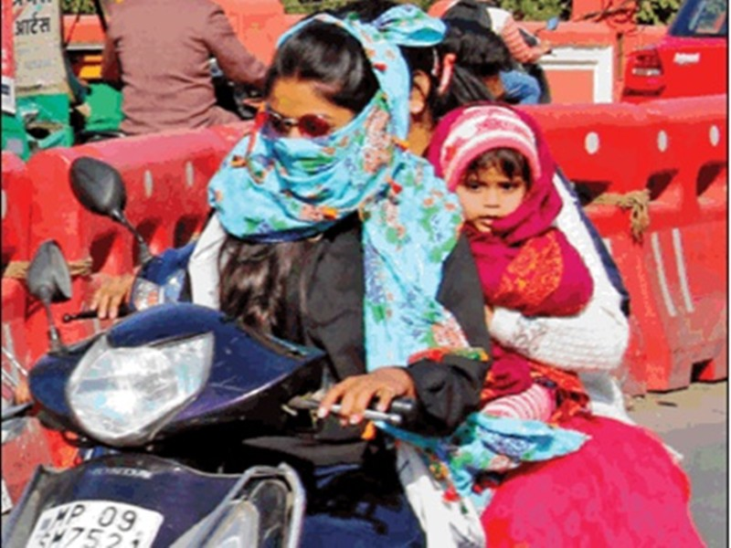 Jabalpur Weather Report: फिर बढ़ने लगा पारा, सुबह और रात को महसूस हो रही ठंड