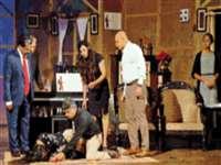 Gwalior Kala Sanskriti News: नाटक का मंचन-लॉरेंस जॉन वॉरग्रेव ने ही कीं थी एक के बाद एक हत्याएं