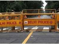 दिल्ली में लगे 'पाकिस्तान जिंदाबाद' के नारे, 3 महिलाओं समेत 5 हिरासत में, पूछताछ जारी