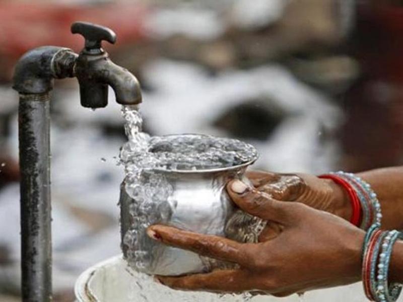 Raipur News: रायपुर के अमासिवनी, कचना और देवपुरी में सोमवार से 24 घंटे पानी की सुविधा