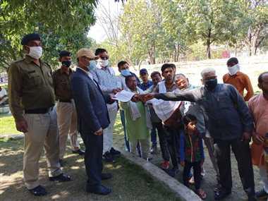 कटनी जिले से जिले में आई धान की खेप अमानक स्तर की