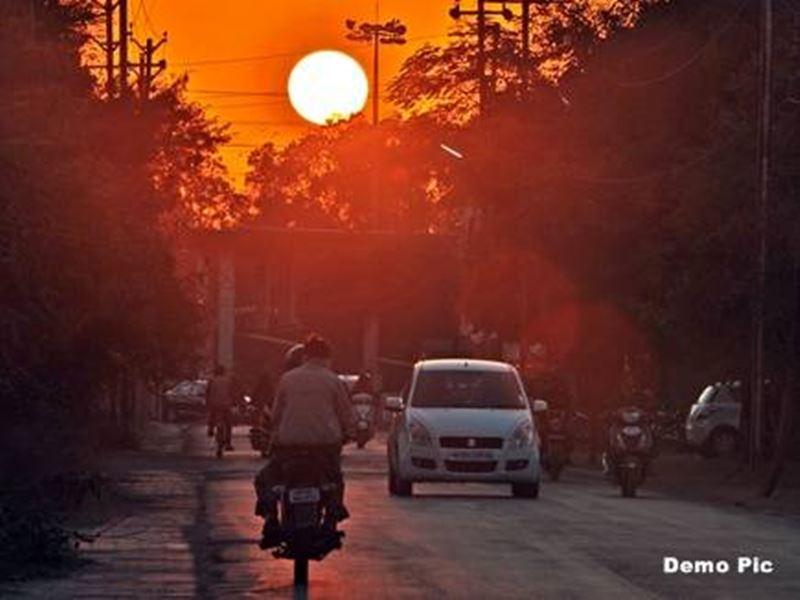 Weather News: बिलासपुर में विदाई की ओर सर्दी, गर्मी देने लगी दस्तक