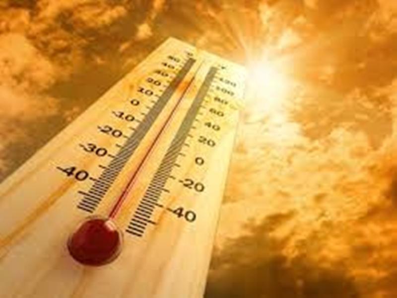 Madhya Pradesh Weather : नौतपा की शुरुआत में भीषण गर्मी पड़ने की आशंका