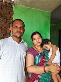14 माह के छायांक की जिन्दगी बचाने सांसद गोमती ने लिखा प्रधानमंत्री को पत्र