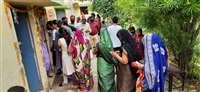 बेटमा में 965 लोगों ने लगवाई वैक्सीन