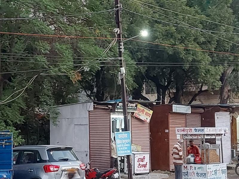 Bhopal News : शापिंग काम्पलेक्स बनते ही बस स्टेंड से बेदखल होंगे फुटकर व्यापारी