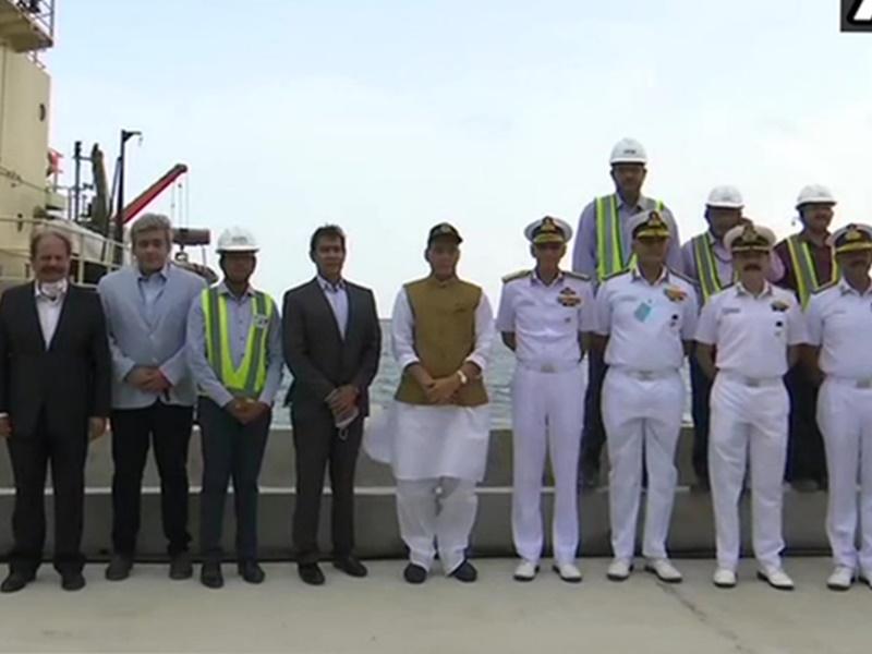 एशिया का सबसे बड़ा नेवल बेस बनेगा कारवार, रक्षा मंत्री राजनाथ सिंह ने दिलाया भरोसा