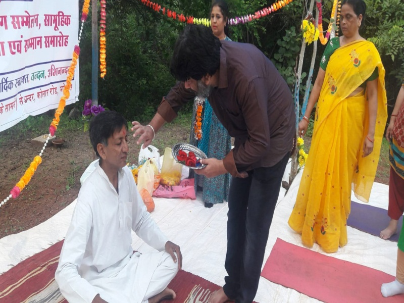 Guru Purnima 2021: गुरु और शिष्य का सम्बन्ध पूर्णतया निष्काम व आध्यात्मिक : योग गुरु महेश अग्रवाल