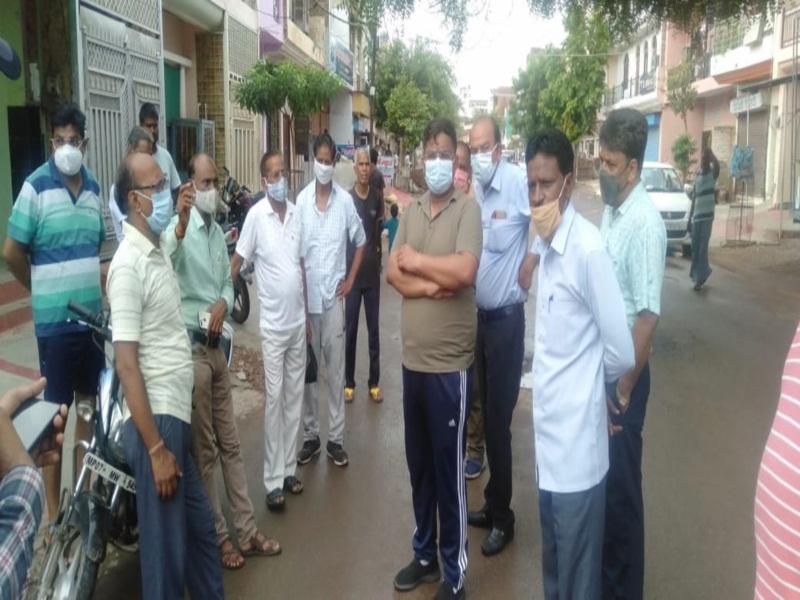 Gwalior Municipal Corporation News: नगर निगम आयुक्त ने किया निरीक्षण, वार्ड 23 के डब्ल्यूएचओ को किया निलंबित, क्षेत्राधिकारी को नोटिस