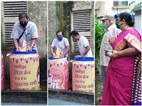 Ganesh Visarjan इस बार Mumbai में सावर्जनिक गणेश विसर्जन की संख्या बढ़ी, जानिये आयोजक मंडलों ने यह कैसे किया