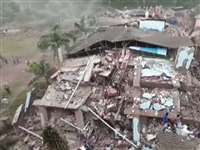 महाराष्ट्र के रायगढ़ में बहुमंजिला इमारत ढही, मलबे से 15 लोगों को निकाला, 200 के फंसे होने की आशंका