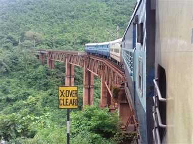 नाइट एक्सप्रेस, समलेश्वरी को रेलवे बोर्ड की हरी झंडी