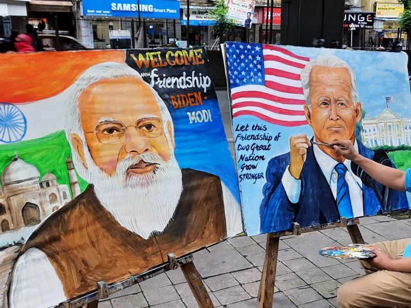 PM Modi US Visit: जो बाइडन से मिले व्हाइट हाउस पहुंचे PM मोदी, कई मुद्दों पर होगी चर्चा