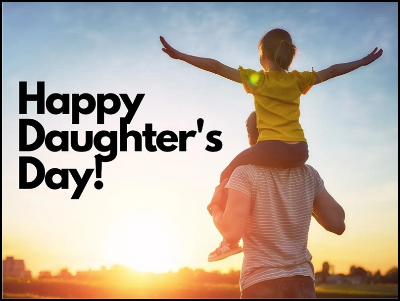 Happy Daughters Day 2021 Daughter Day is celebrated on the last Sunday of  September know what is the importance