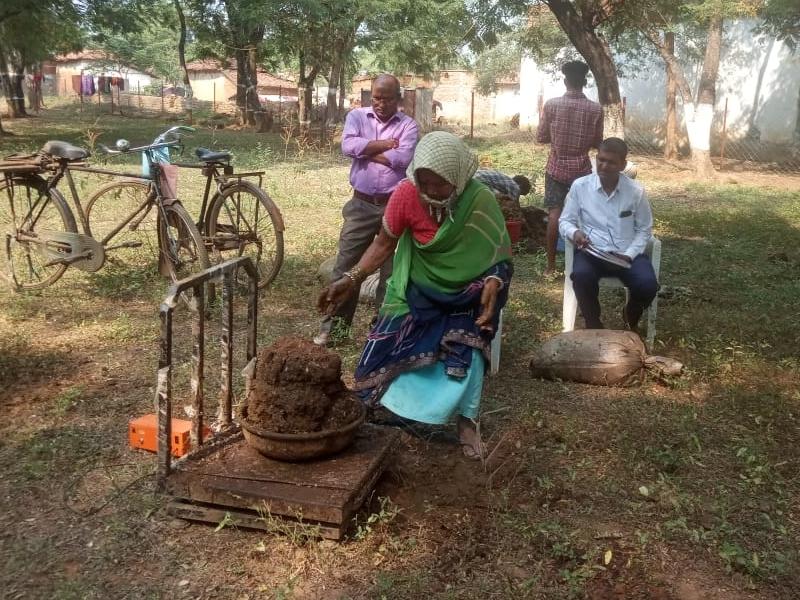 Godhan Nyay Yojna: गौमाता स्व सहायता समूह ने की चार लाख का वर्मी खाद का विक्रय