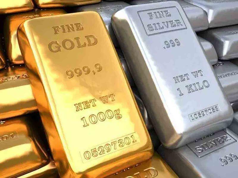 Bullion Market: गिरने लगे सोने-चांदी के दाम, सोना 700 रुपये सस्ता और चांदी 400 रुपये लुढ़की