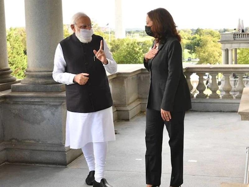 PM Modi Kamala Harris Meet: भारत की बड़ी कामयाबी, खुद कमला हैरिस ने उठाया पाकिस्तान प्रायोजित आतंकवाद का मुद्दा