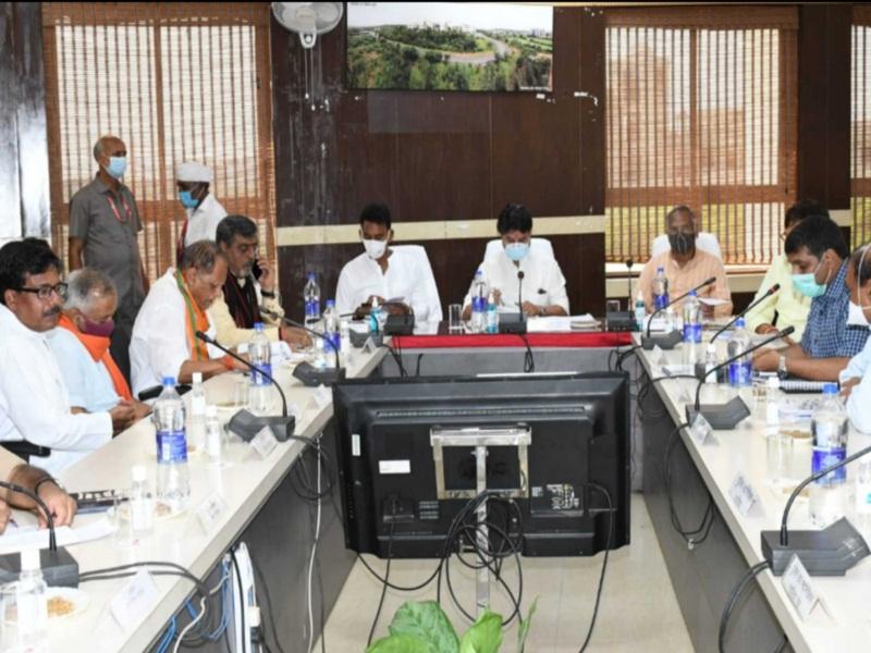 Scindia in Gwalior: सिंधिया ने अफसराें काे दिया नया विजन, कहा- ऐसा पर्यटन प्लान बनाएं, जिसमें झलके ग्वालियर की संस्कृति