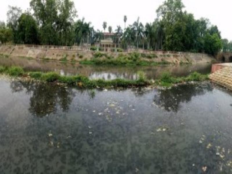 Gwalior Municipal Corporation News: स्वर्ण रेखा और मुरार नदी में बह रहा सीवेज, इधर अमृत याेजना काे बंद करने की तैयारी